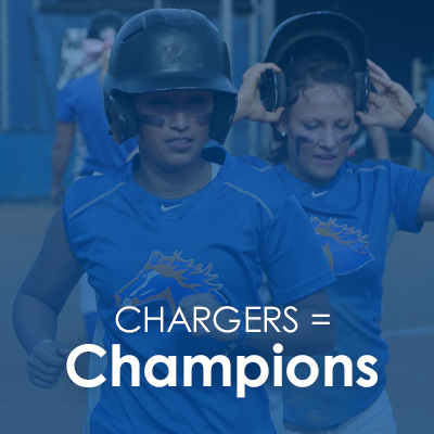 GHC Softball Team: Chargers Equal Champions