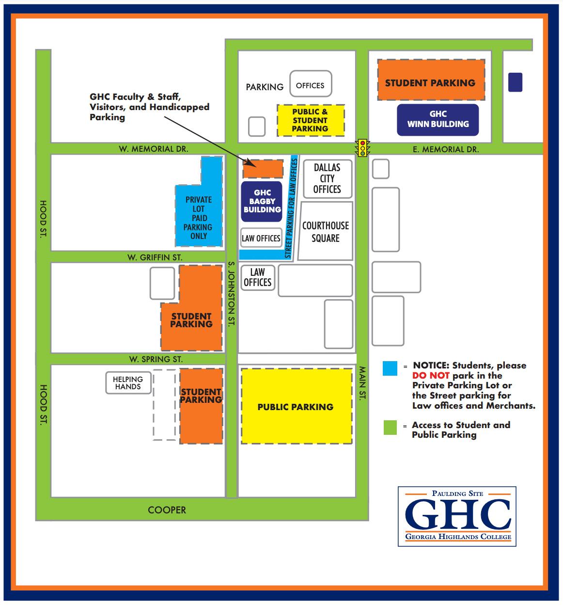Paulding County GHC Campus Dallas, Ga