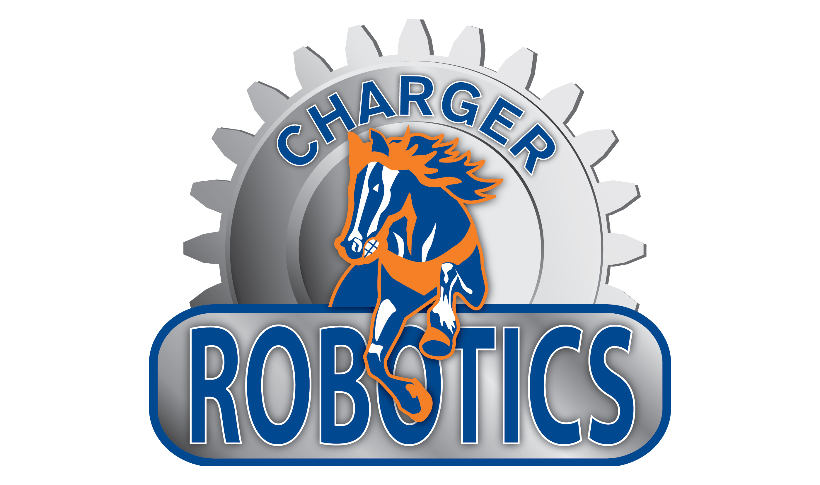 charger robot logo