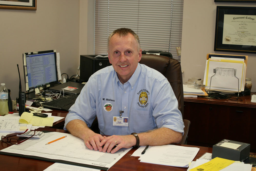 Floyd County Police Chief