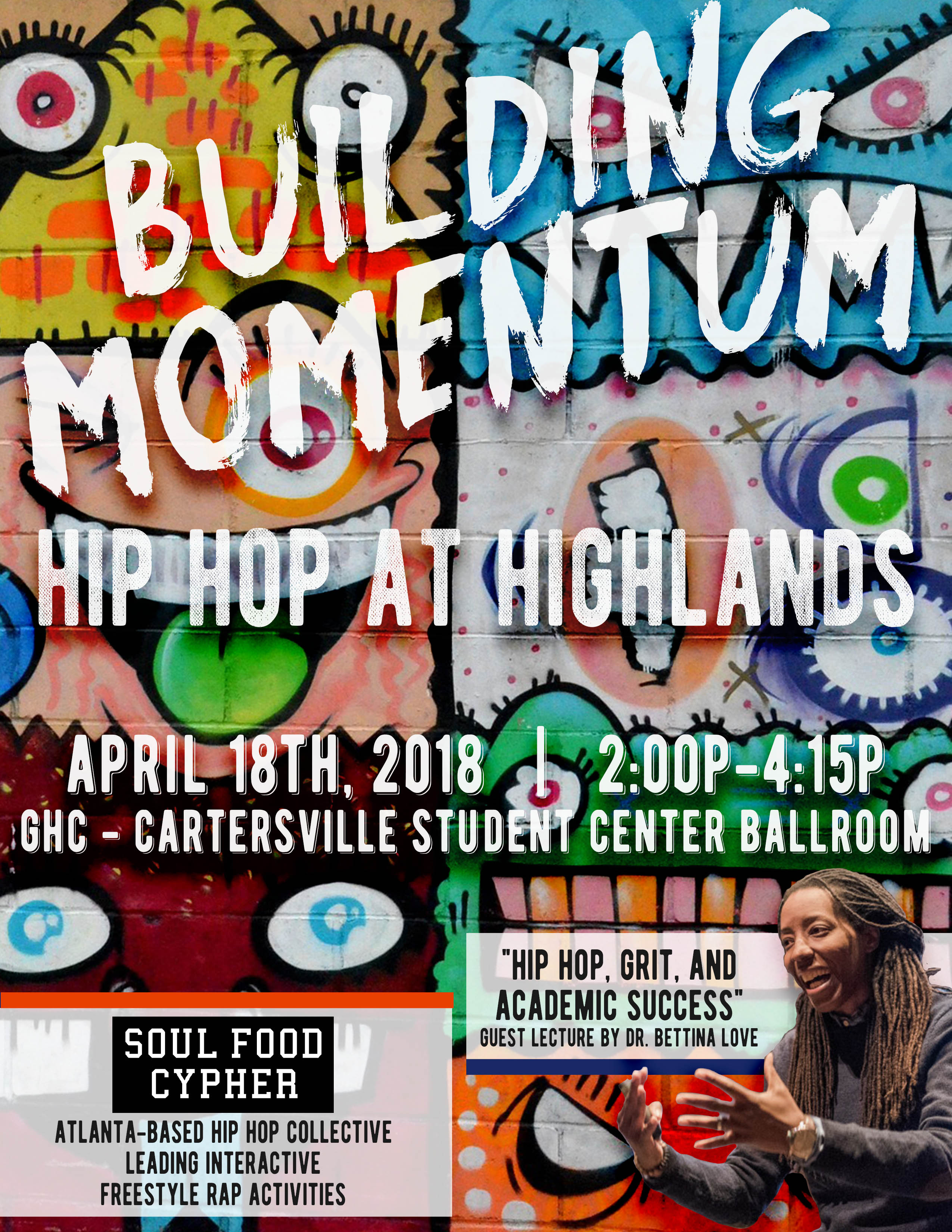 poster for hip-hop event