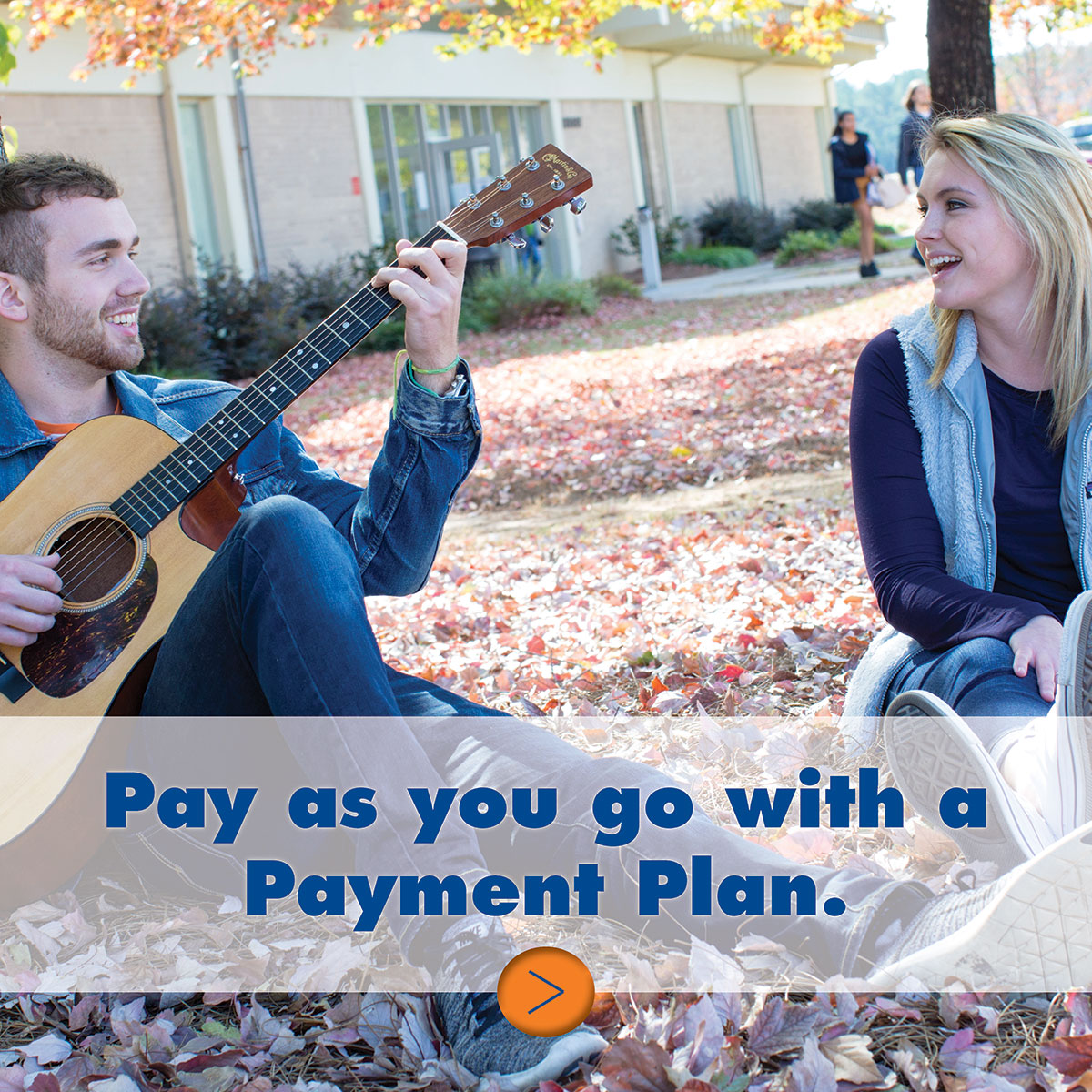 Pay as you go... Now you can pay as you go! Learn more about how you can pay as you go at GHC.
