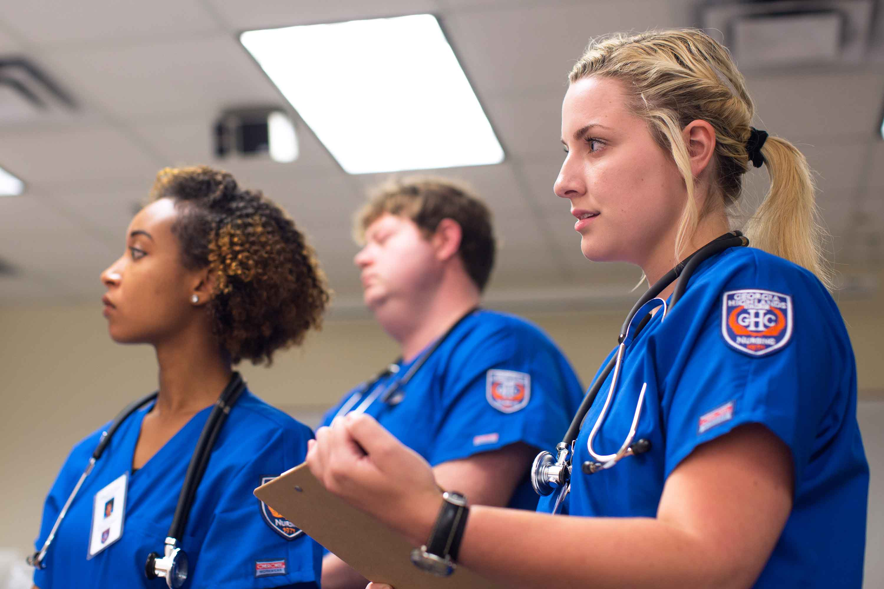 Ghcs Continuing Education Department Launches Health Careers