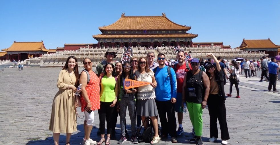 GHC study abroad trip concludes yearlong academic focus on China