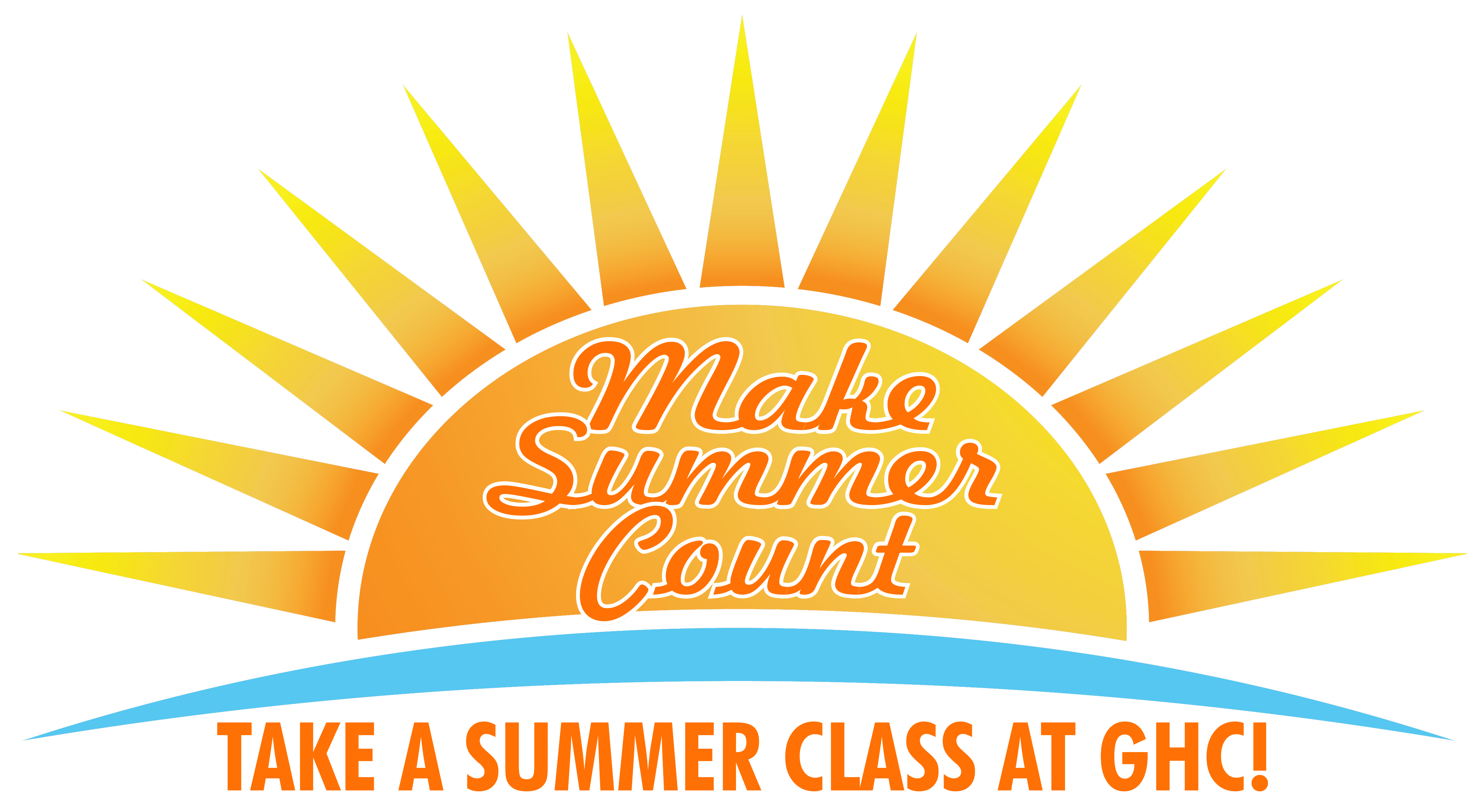 Make Summer Count - Take a Summer Class at GHC
