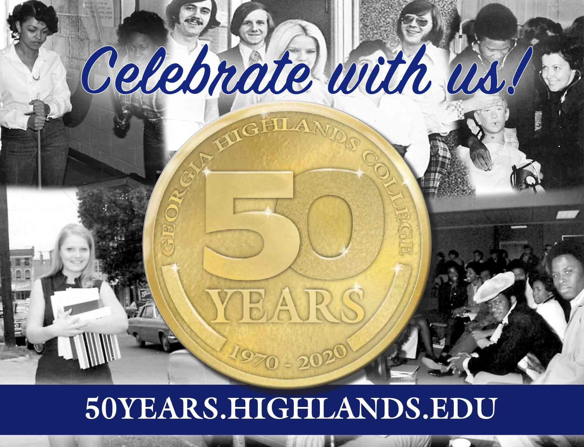 GHC 50 Year Anniversary Celebration